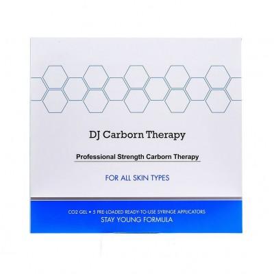 DJ Carborn therapy CO2. Набор на 5 процедур для лица и шеи.