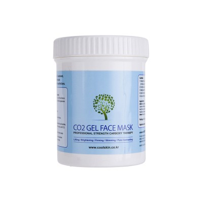 Гель для карбокси 500 г Getitpure carboxy therapy CO2 Gel Mask