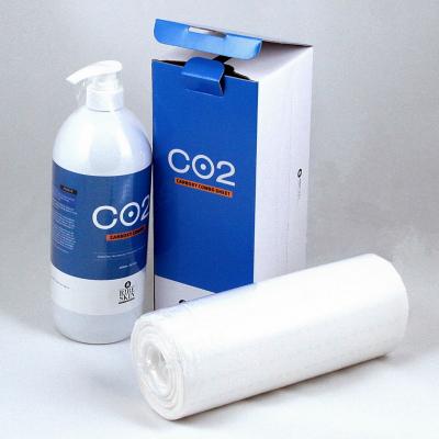 RIBESKIN карбокси для лица и тела 750 ml + 8м нетканого материала для обертывания