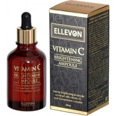 Осветляющая сыворотка с витамином С от ELLEVON