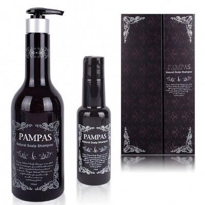 """""""PAMPAS"""" Набор шампуней (550 мл + 170 мл)"""