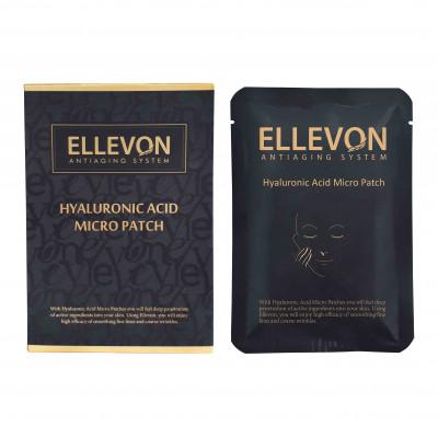 Купить патчи с микроиглами из ГК от ELLEVON