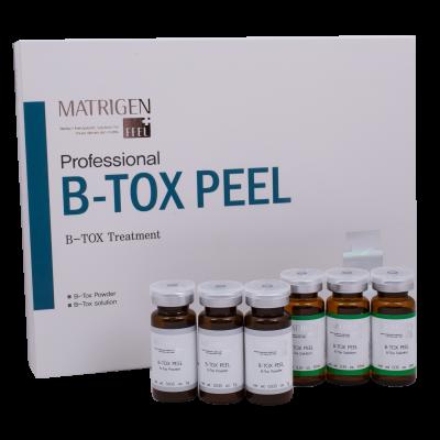 Matrigen B-TOX PEEL пилинг для лица